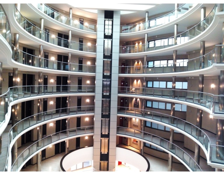 Hotel Attica21 A Coruña